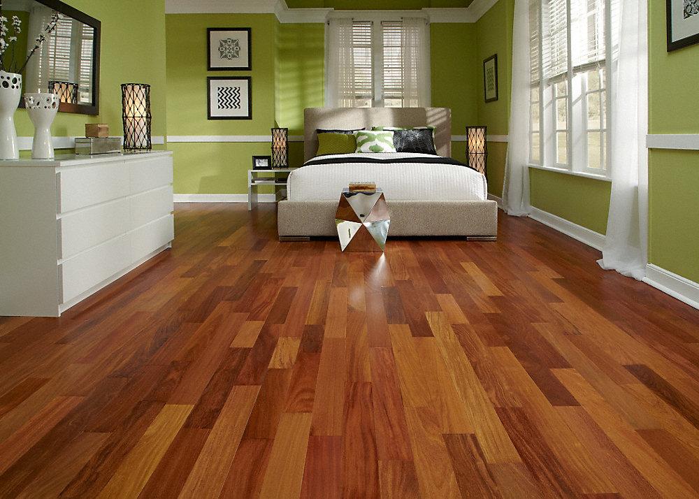 3 4 x 3 5 8 natural cumaru builder 39 s pride lumber for Builders pride flooring installation