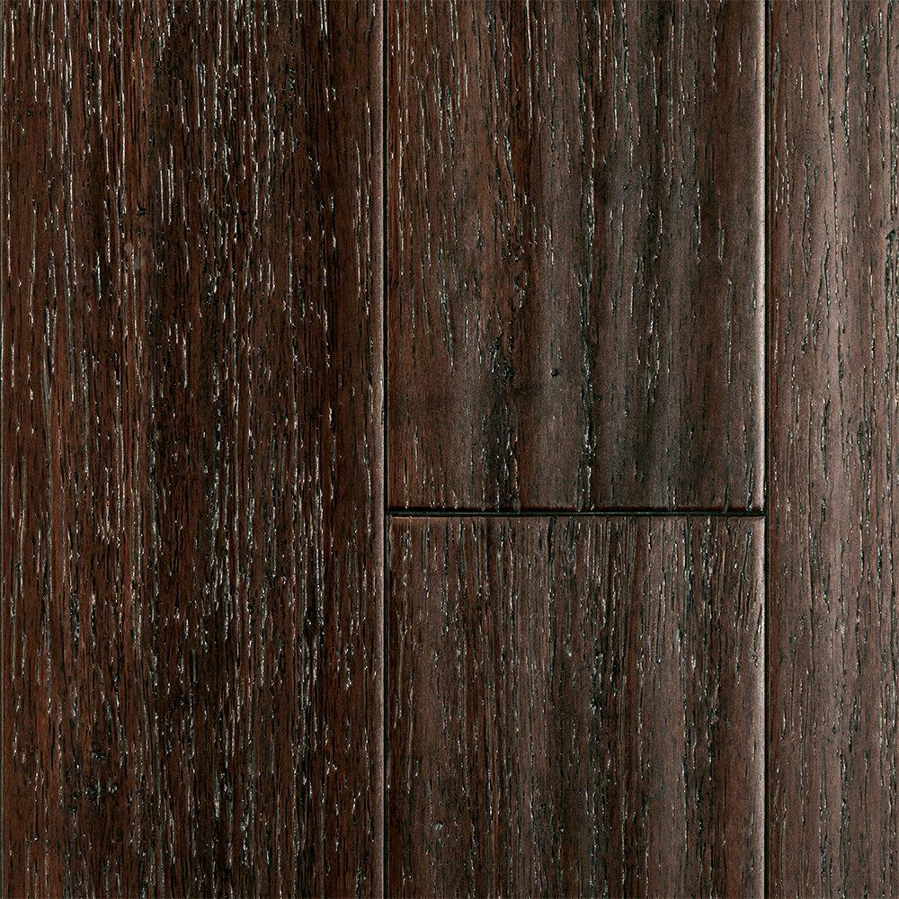 "Strand Bamboo Laminate Flooring: 1/2"" X 5"" Weathered Chestnut Click Strand Bamboo"
