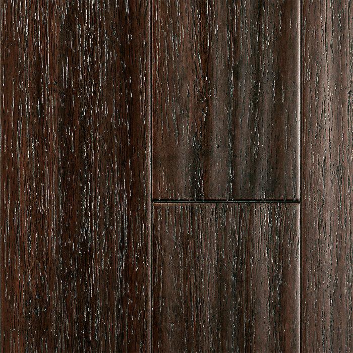 "9/16"" x 5-1/8 Weathered Chestnut Strand Bamboo"