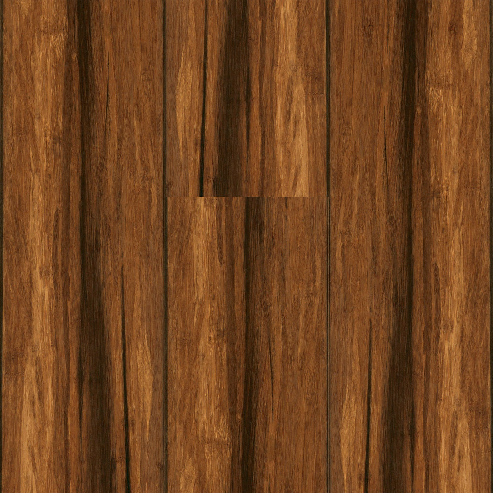 "Lumber Liquidators: 1/2"" X 5"" Antique Click Strand Bamboo"