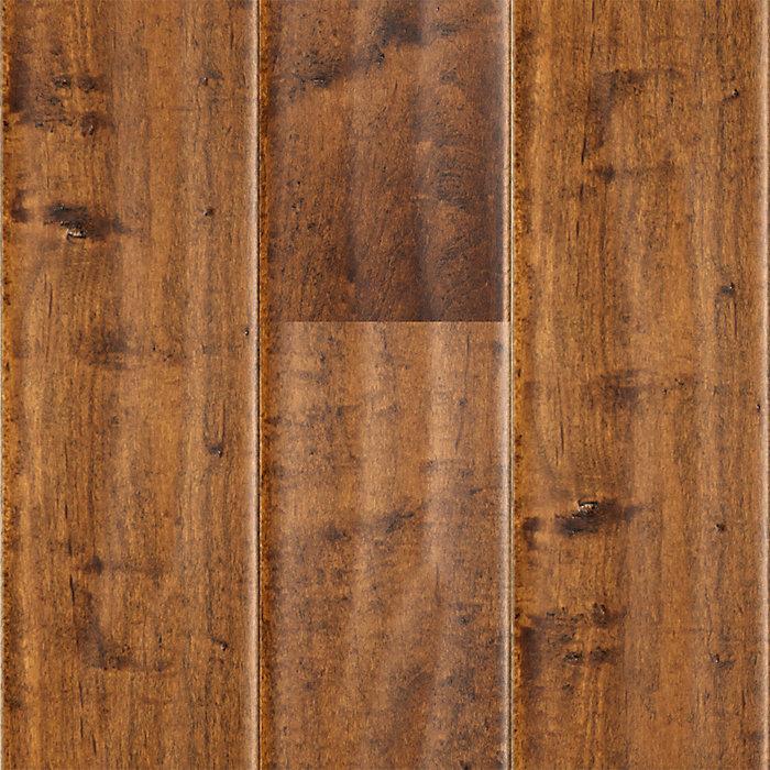 1 2 x 5 cinnamon maple handscraped mayflower lumber for Lumber liquidators decking
