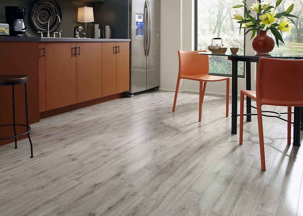 12mm Oceanside Plank Laminate Dream Home St James