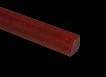 Auburn Saddle Bamboo Quarter Round