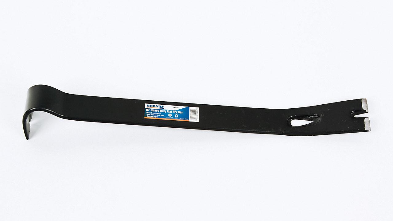 Quot heavy duty flat pry bar bronx lumber liquidators