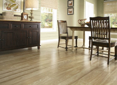 10mm jefferson white elm laminate dream home nirvana for Nirvana plus laminate flooring installation
