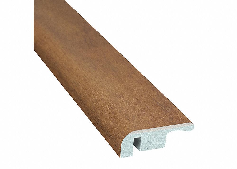 Golden Acacia Laminate End Cap Lumber Liquidators