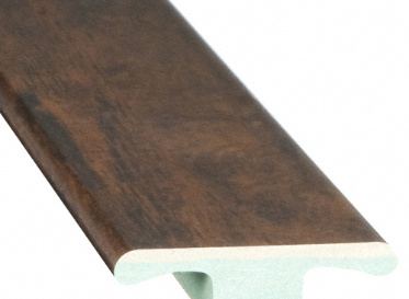 Warm Springs Chestnut Laminate T-Molding