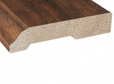 Warm Springs Chestnut Laminate Baseboard