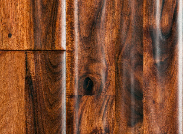Virginia Mill Works Natural Stained Finish
