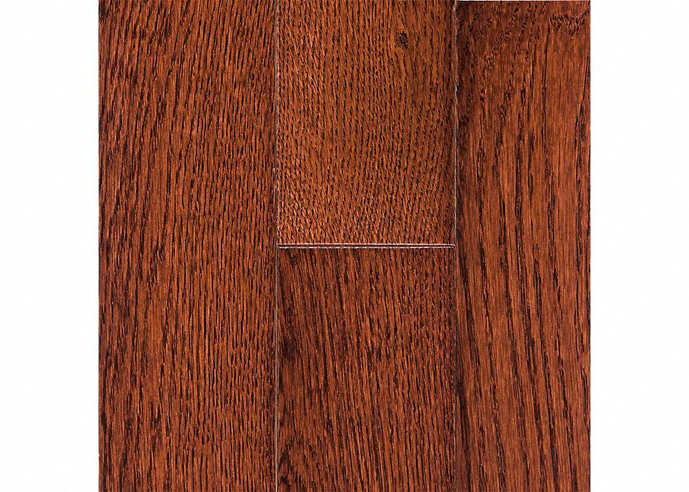 3 4 x 2 1 4 cherry oak builder 39 s pride lumber for Builders pride flooring installation