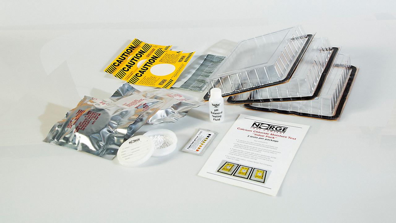 Moisture Test Kit Value Pack (3)