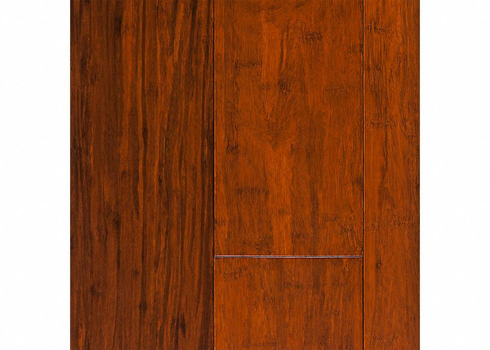 "1/2"" x 5"" Amber City Click Strand Bamboo"