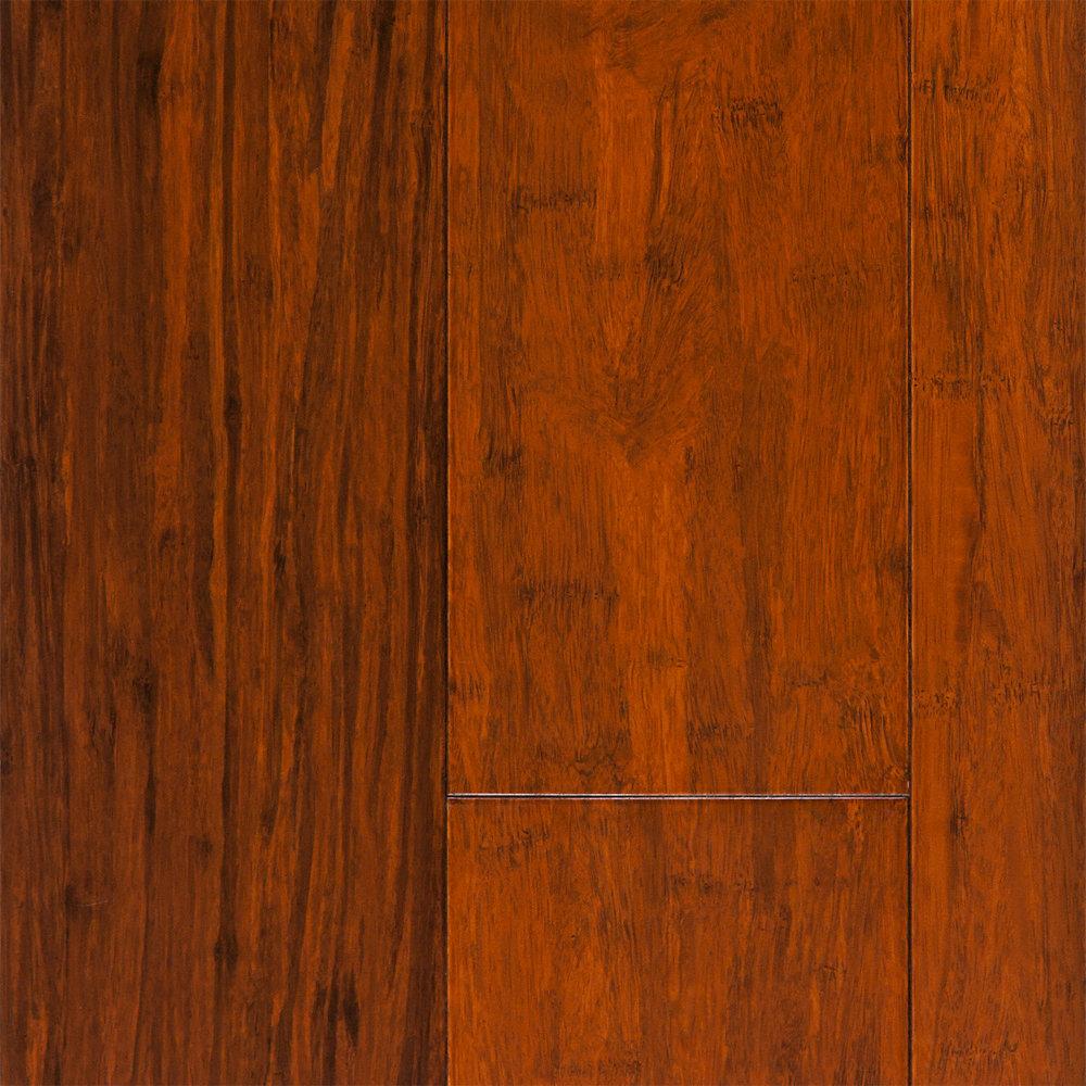 1 2 x 5 amber city click strand bamboo morning star for Morningstar wood flooring