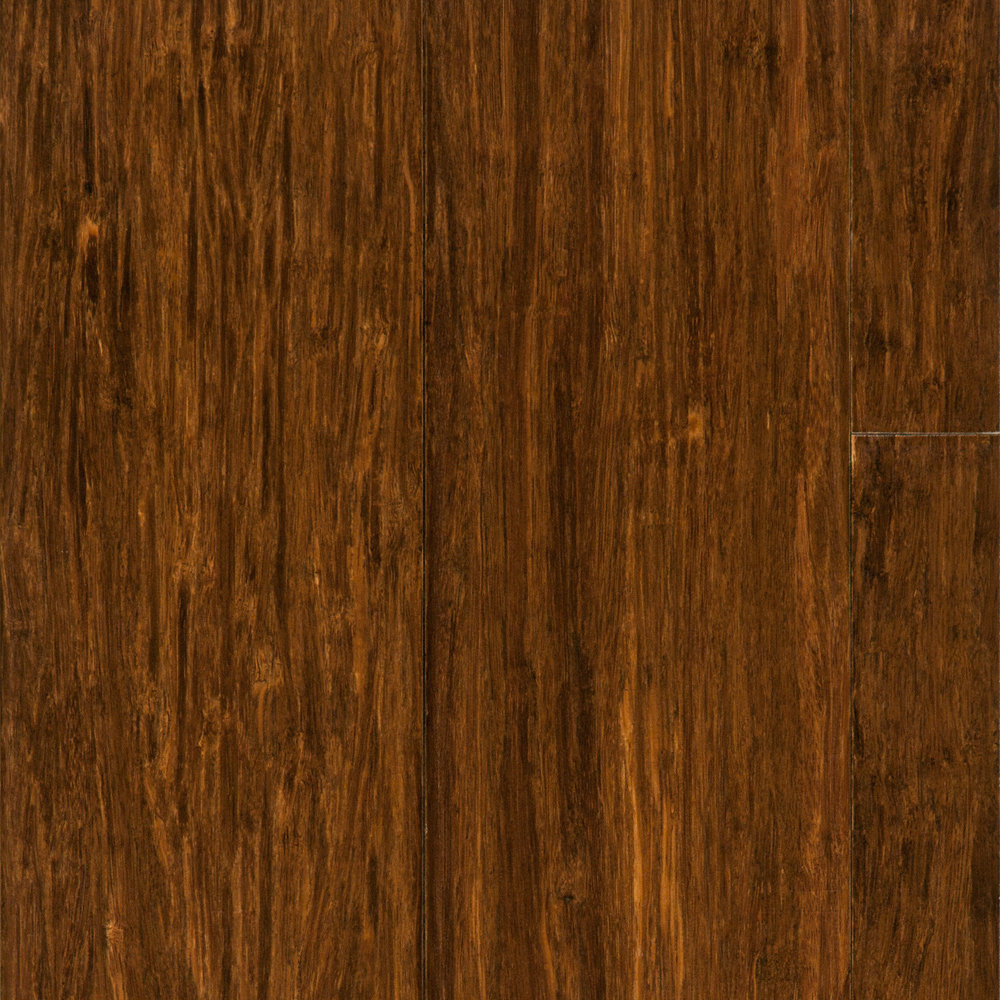 Clearance 9 16 x 5 1 8 bronze ultra strand bellawood for Bellawood prefinished hardwood flooring