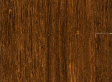 "BELLAWOOD BambooA9/16""x5 1/8""Clear FinishBamboo"