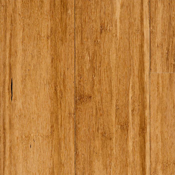 9 16 x 5 1 8 golden ultra strand bamboo morning star Morning star bamboo flooring