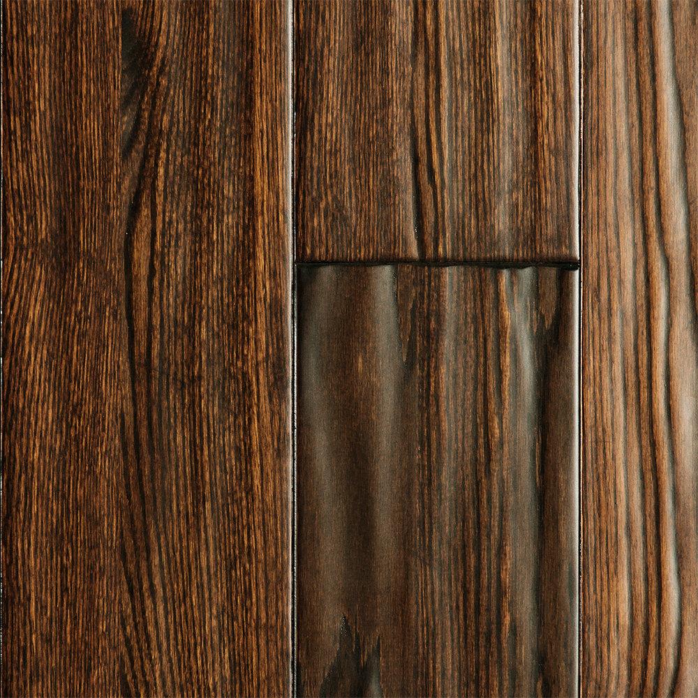 3 4 x 7 fleetwood oak handscraped virginia mill works for Siding liquidators