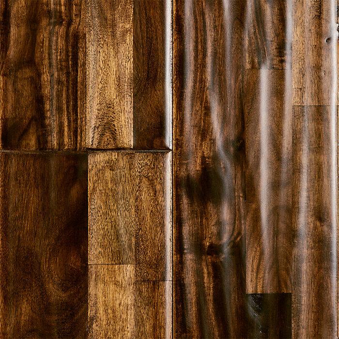 "Lumber Liquidators Quiet Walk: 11/16"" X 8"" Auburn Acacia Handscraped"