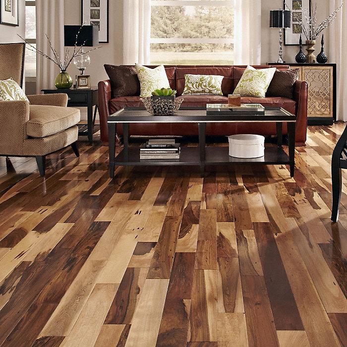 brazilian pecan hardwood floor