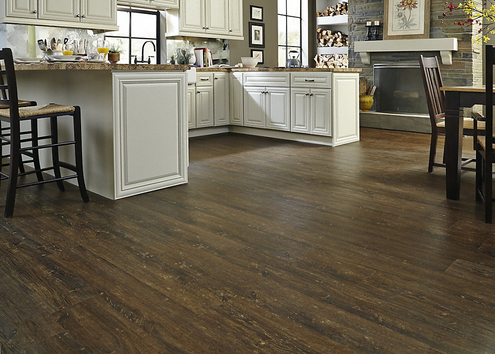 Tranquility 4mm Clear Lake Chestnut Lvp Lumber