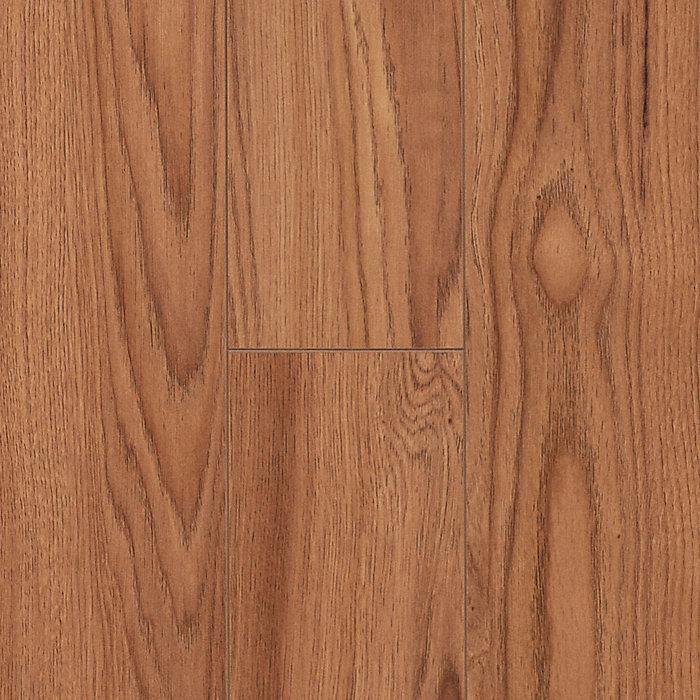 10mm pad crystal springs hickory laminate dream home for Lumber liquidators decking