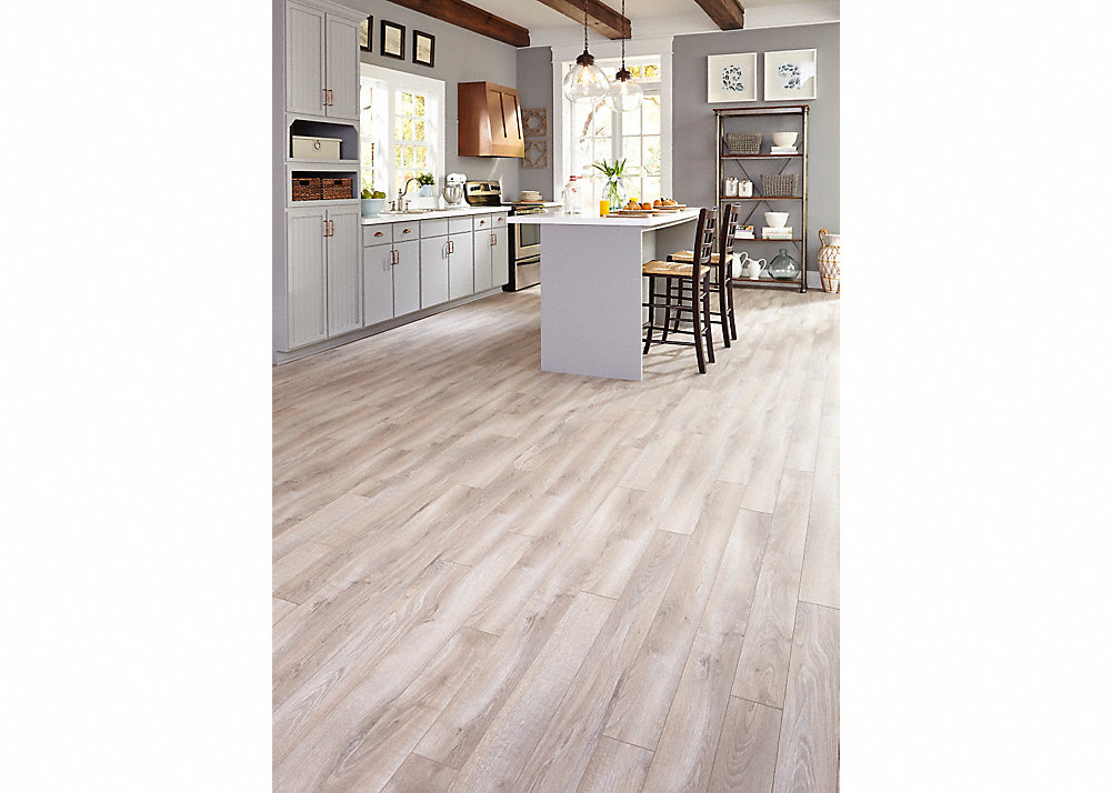 10mm pad delaware bay driftwood dream home lumber for Nirvana plus laminate flooring installation
