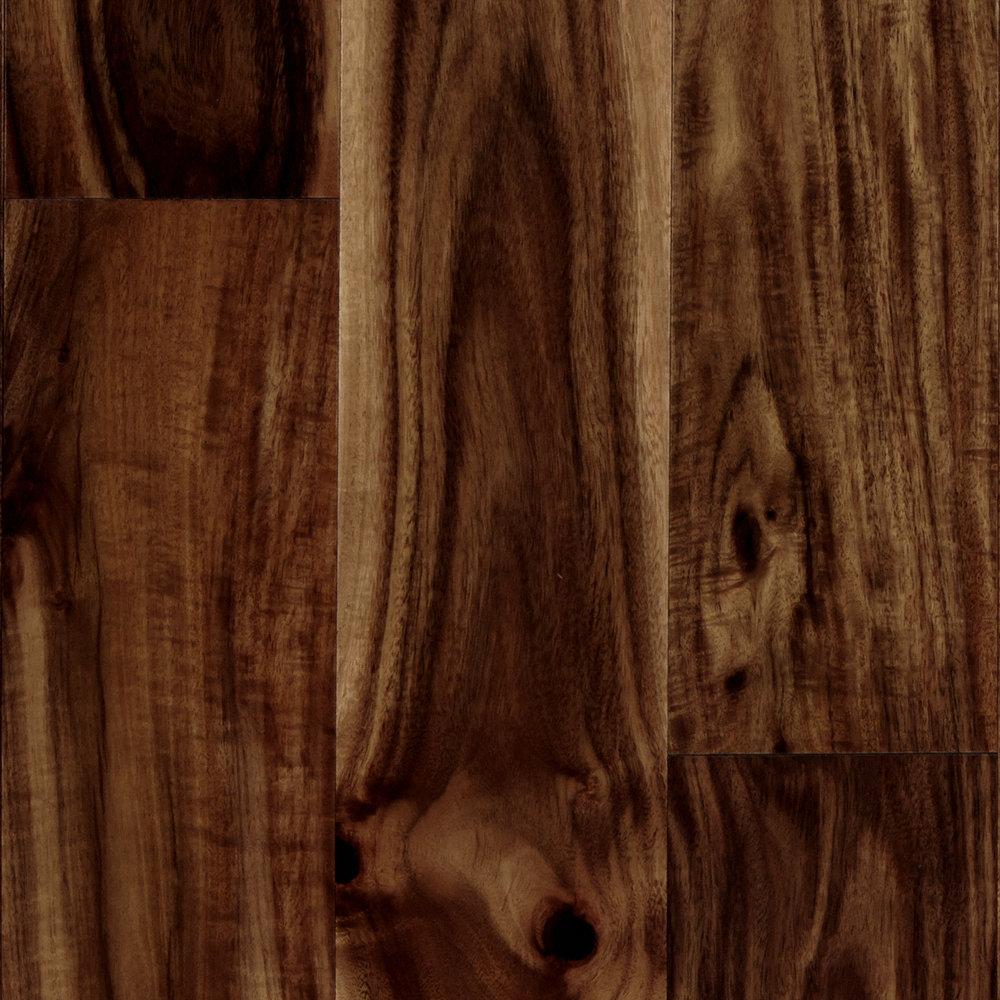 "Acacia Hardwood Flooring From Lumber Liquidators: 1/2"" X 4-3/4"" Acacia Quick Click"