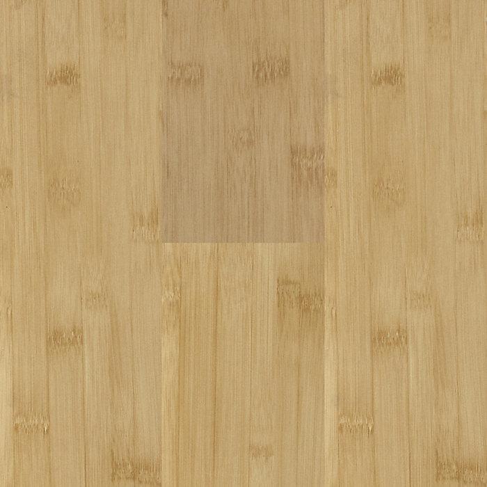 Horizontal bamboo resilient vinyl flooring major for Siding liquidators