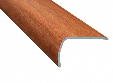 African Mahogany Low Profile Stair Nose Lumber