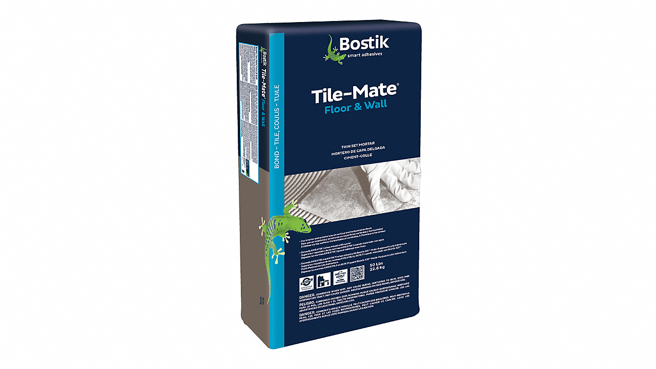 TileMate Floor and Wall Mortar - Bostik | Lumber Liquidators