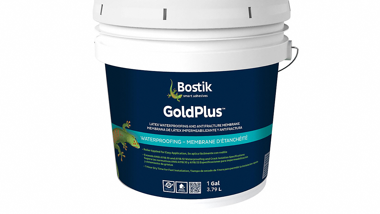 GoldPlus Waterproofing and Antifracture Membrane - Bostik   Lumber ...