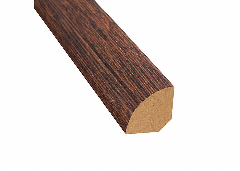 African Rosewood Quarter Round Lumber Liquidators