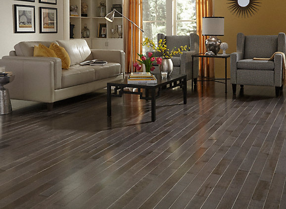 3 4 X 1 Select Pewter Gray Maple