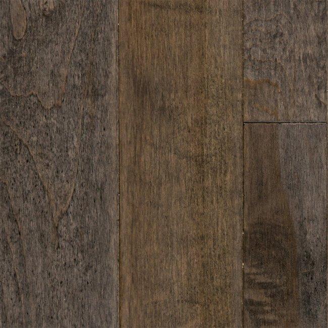 Pewter hardwood floor gurus floor for Builders pride flooring installation