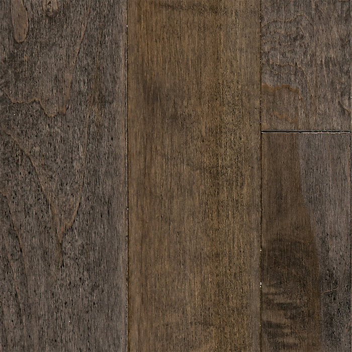 "3/4"" x 3-1/4"" Select Pewter Gray Maple"