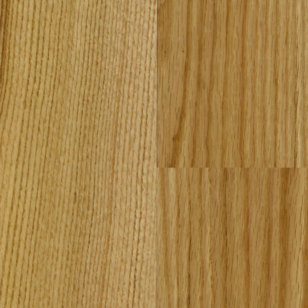 3 8 X 5 Engineered Natural Red Oak Mayflower Lumber