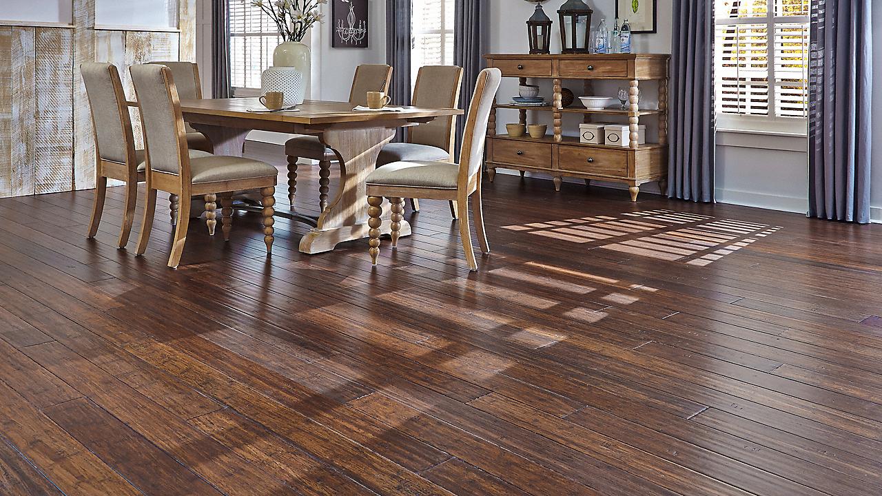 1 2 x 5 1 8 antique hazel strand bamboo morning star for Morningstar wood flooring