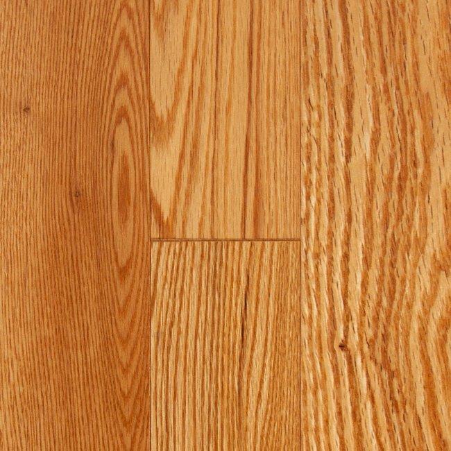 Rustic Red Oak Solid Hardwood Flooring