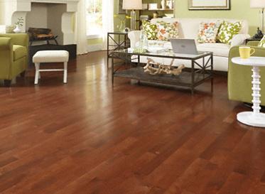 3 4 x 3 1 4 cherry birch casa de colour lumber for Bellawood underlayment reviews