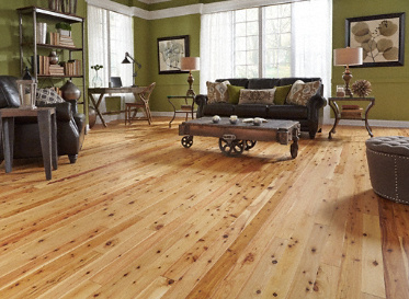 3 4 x 5 1 4 matte australian cypress bellawood for Bellawood underlayment reviews