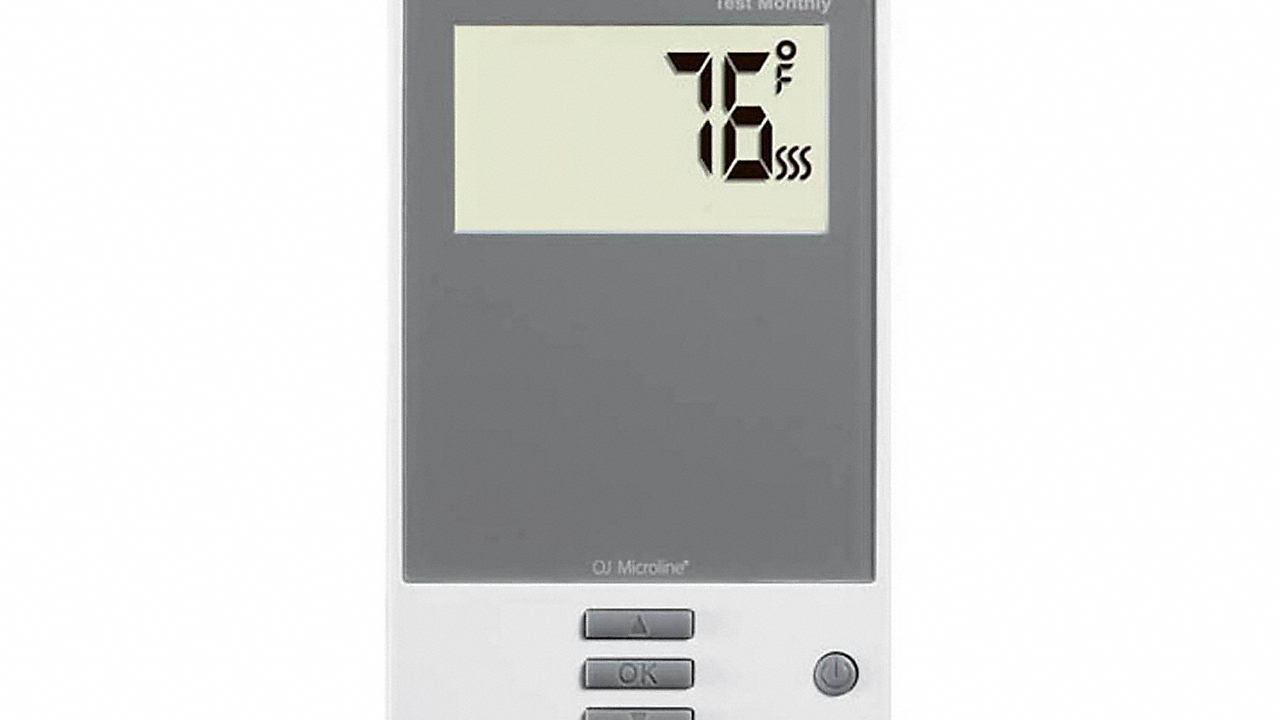QuietWarmth NonProgrammable Thermostat