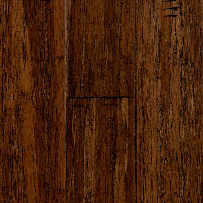"3/8"" x 3-3/4"" Jinhua Click Strand Bamboo"