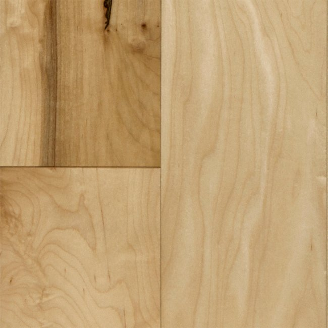 Natural Maple Engineered Hardwood