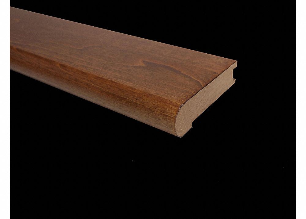 3 4 Quot X 3 1 8 Quot X 78 Quot Molasses Maple Stair Nose Lumber