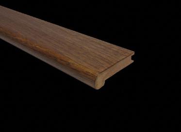 "1/2"" x 2-3/4"" x 78"" Richfield Hickory Stair Nose   Lumber Liquidators Flooring Co."
