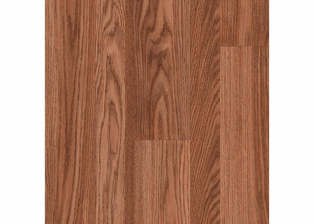 8mm Sunset Oak Laminate - Major Brand | Lumber Liquidators