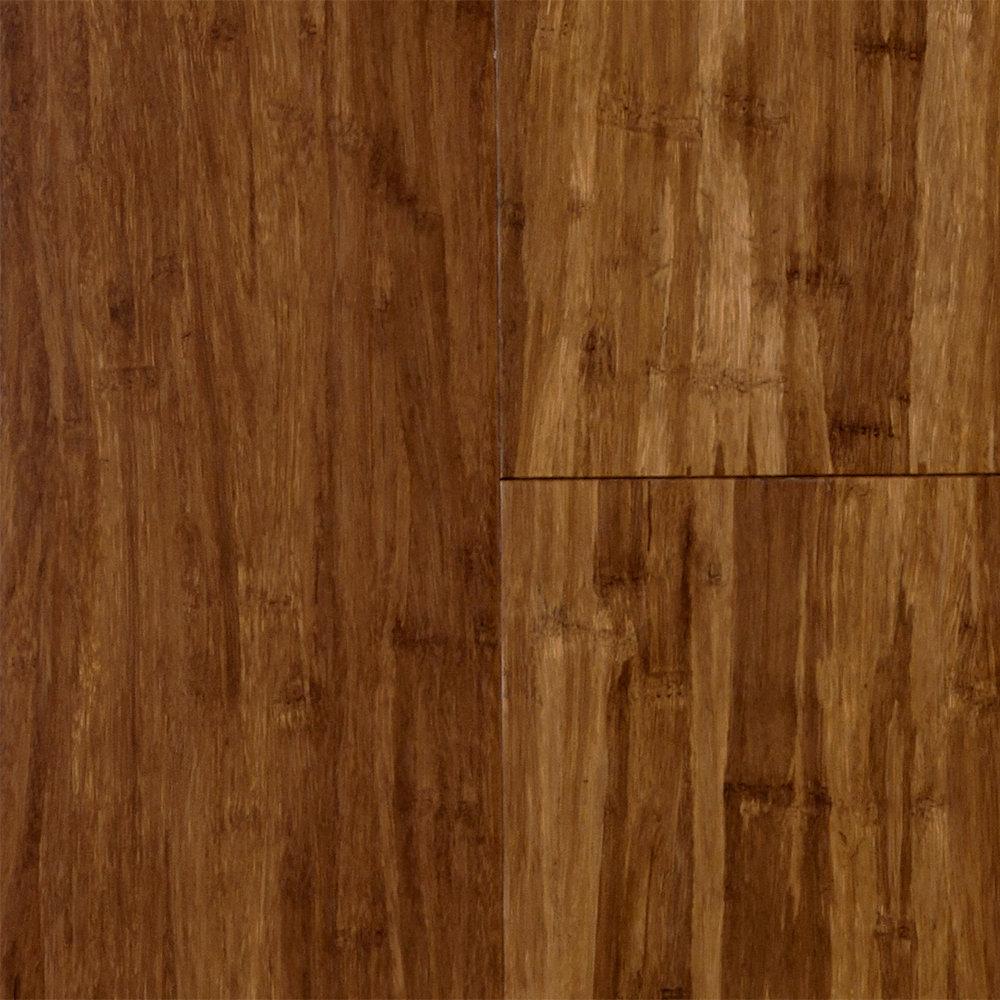 3 8 x 3 7 8 engineered carbonized strand bamboo