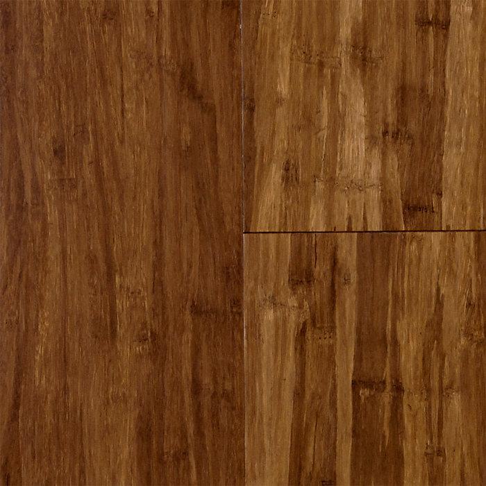 "3/8"" x 3-7/8"" Engineered Carbonized Strand Bamboo"