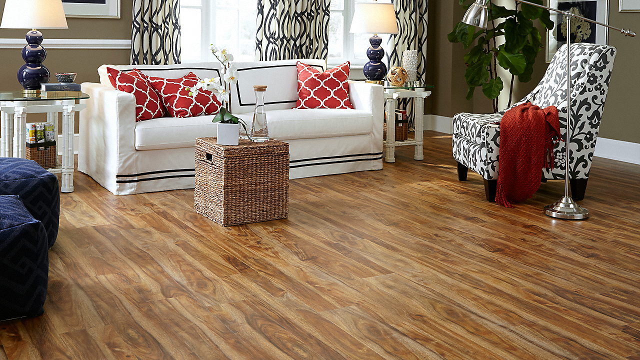 Tranquility Ultra 5mm Rustic Acacia Lvp Lumber