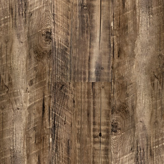 Tranquility 3mm Rustic Reclaimed Oak Click Resilient